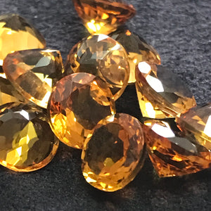 "Citrine- Best of it ""Madiera Citrine"""