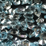 Blue Topaz 7x5 MM Pearshape Faceted Lot of 10 pieces