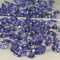 Tanzanite 5X7 MM Oval Faceted