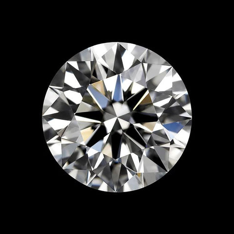 Moissanite 6MM Round Cut