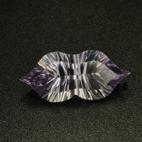 Amethyst Lips Special Cut Lapidary