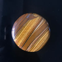 Iron Tiger eye Free size