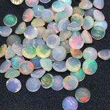 Ethiopian Opal 6 MM Round Faceted A