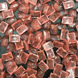 Cherry Quartz 10X14 Rectangle Checkered Cabochons