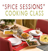 Spice Sessions - Cooking Class