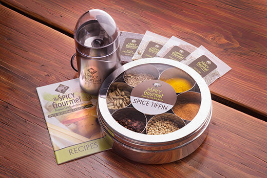 Certified Organic Fair Trade Spices