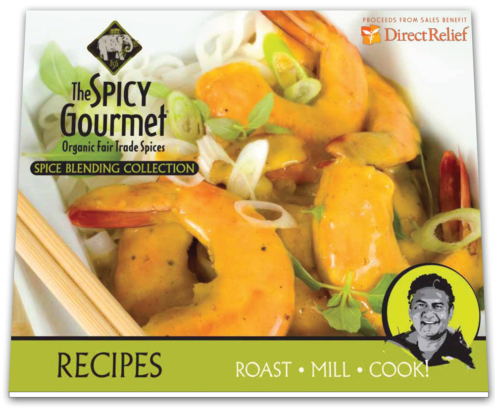 """Roast, Mill, Cook!"" Digital Recipe Book - Sale Benefits Direct Relief®"