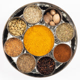 The Spice Tiffin with Mill - USPS Priority Mail Free Shipping!