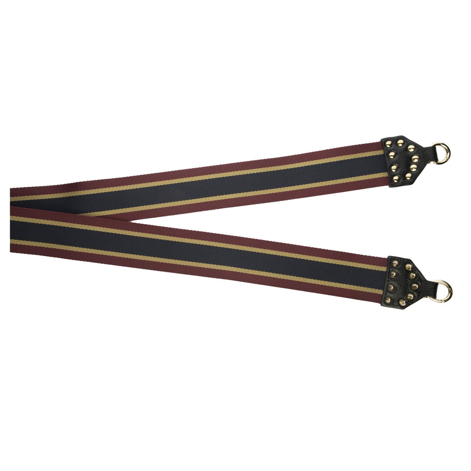 FARA SHOULDER STRAP MULTI-STRIPED