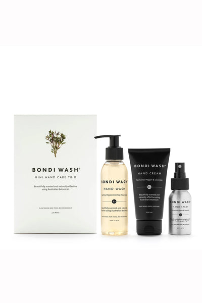 Mini Hand Care Trio