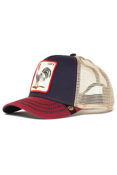 All American Rooster Trucker Cap