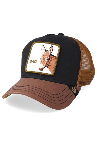 PRE ORDER // Bad Ass Trucker Cap