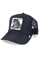 Black Beauty Trucker Cap