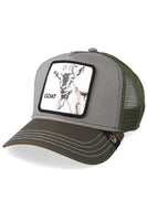 Goat Beard Trucker Cap