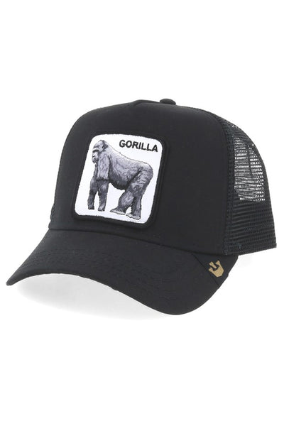 King Of The Jungle Trucker Cap