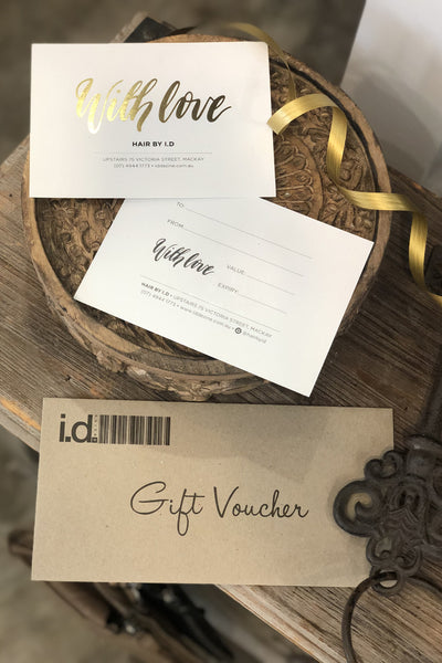 Hair by ID Gift Voucher