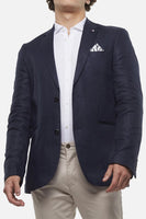 The Pegasus Linen Blazer