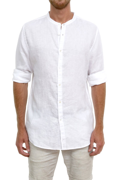The Linen Wallis L/S Shirt