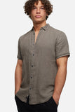The Tennyson Linen S/S Shirt
