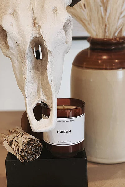 Poison Candle