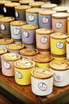 Pastel 8oz Soy Wax Candles