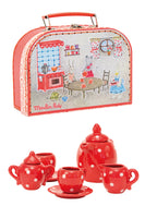 La Grande Famille Ceramic Tea Set