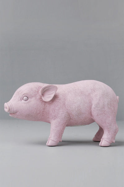 Pig Money Box - Pink