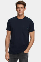 Basic Chest Pocket T-Shirt