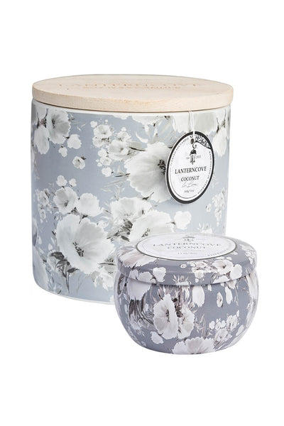 Secret Garden Coconut & Lime Soy Wax Candle
