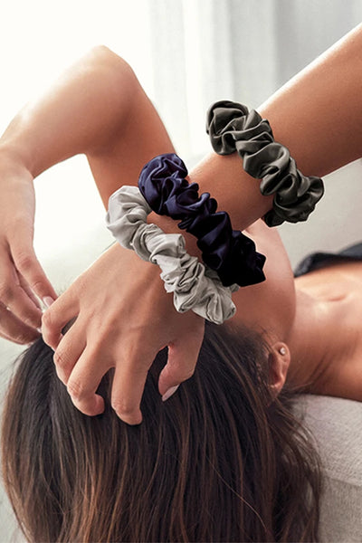 Slip Scrunchies - Large