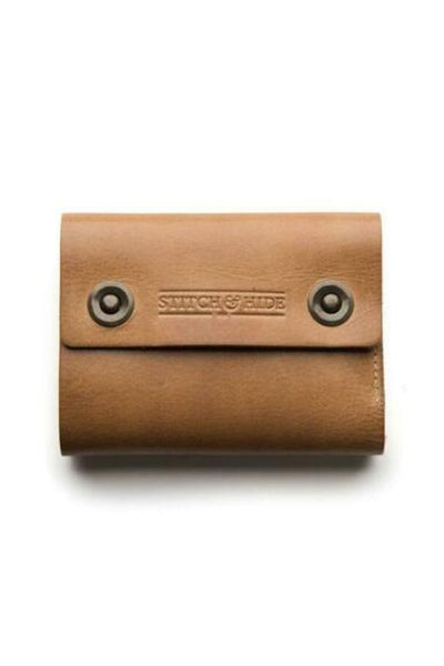 2 Button Wallet