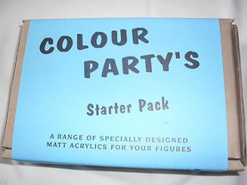 COLOUR PARTY Starter Pack