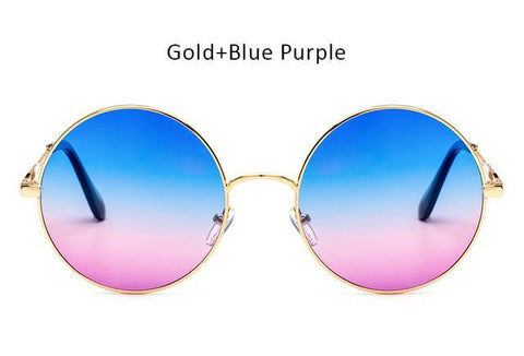 Circle Multi-Color Sunglasses