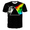 Image of BLACK TRIANGLE TEE