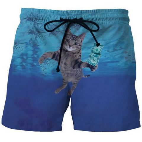 MONEY CAT SHORTS