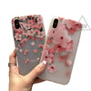Image of Flower Emboss iPhone Case