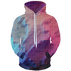 Image of 3D ELEMENT UNISEX HOODIE