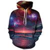 Image of GALAXY V2 UNISEX HOODIE