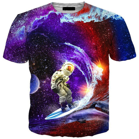 SURFING SPACE TEE