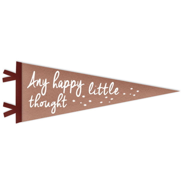 Any Happy Little Thought