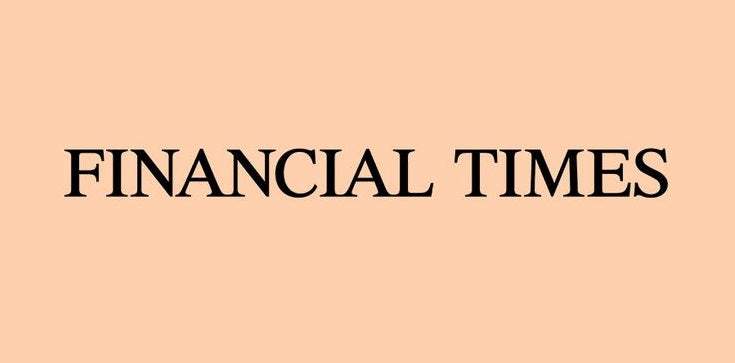 In the Press: Financial Times