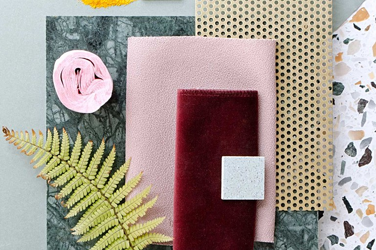 On trend: Material world