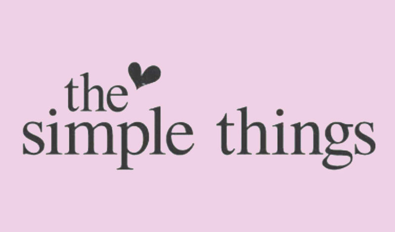 In the Press: The Simple Things