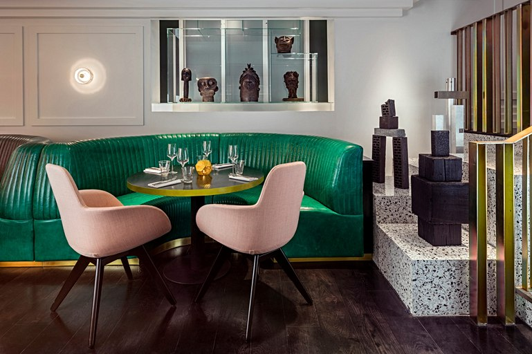 On trend: Bronte restaurant by Tom Dixon