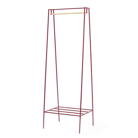 Clara Coat Rack, Copper