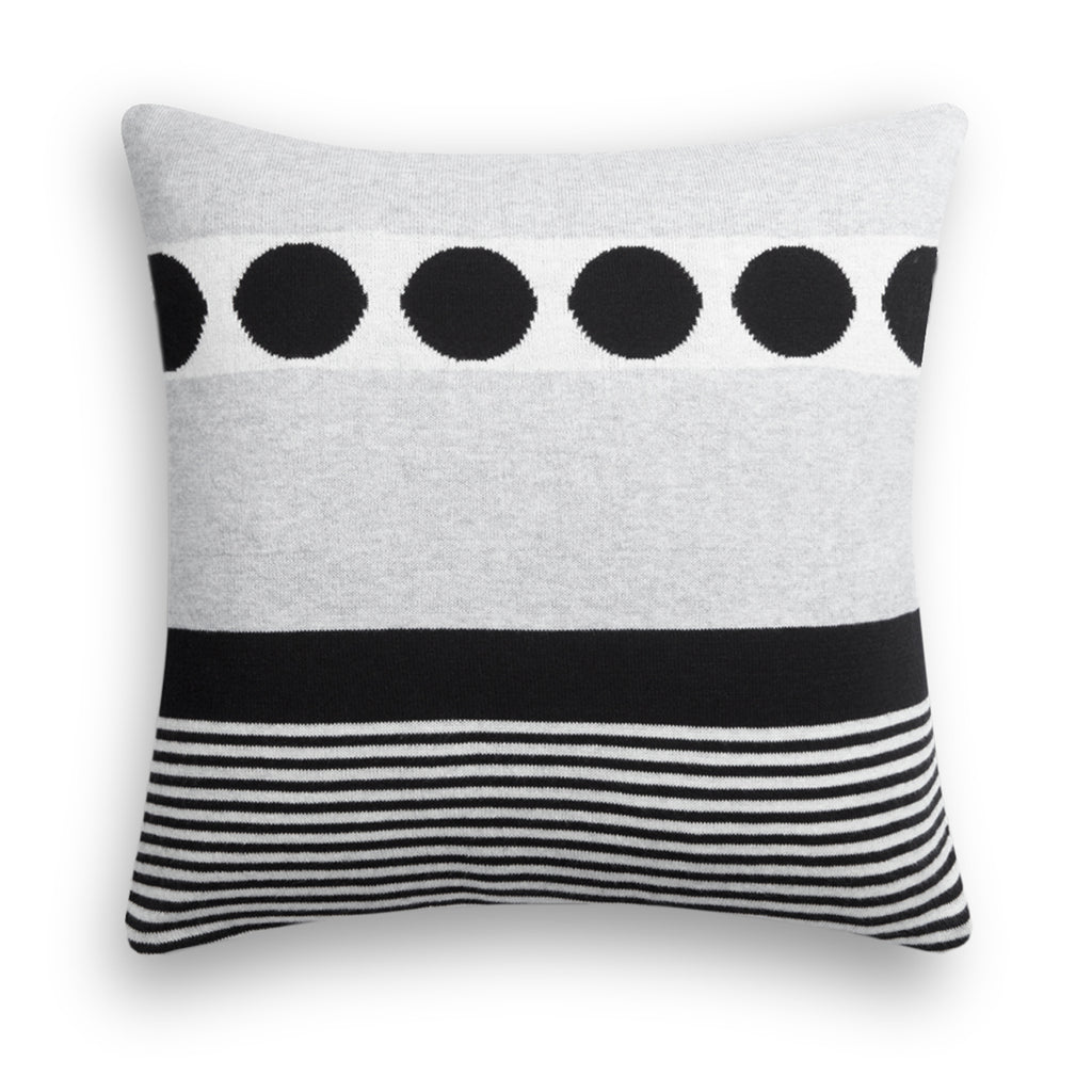 Avalon Cushion Black