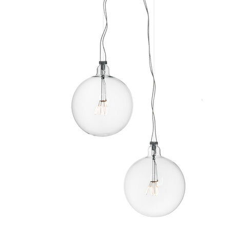 Bloom S1 Gold Suspension Light
