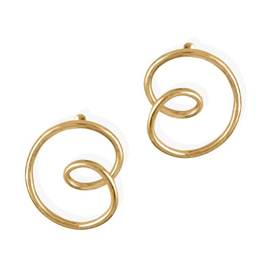 Chunky Mini Mismatched Hoops