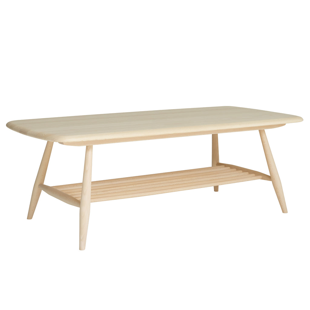 Ercol Originals Coffee Table, Solid Ash