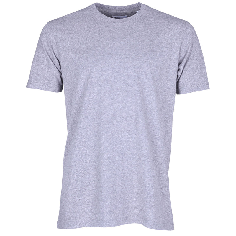 Unisex Classic Organic T-Shirt, Heather Grey